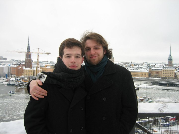Thomas and Brett, Sthlm